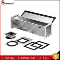 Buy cheap High security custom made Wire Management plastic enclosure box from wholesalers