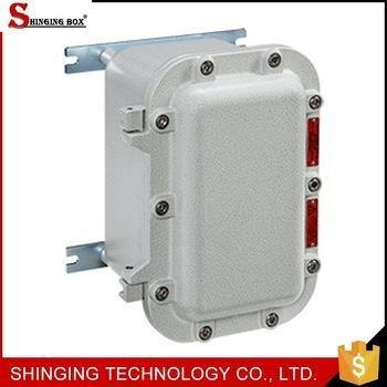 Buy cheap High security custom made metal aluminium enclosure from wholesalers