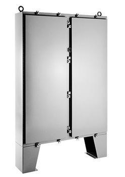 Buy cheap Front door High-quality Custom IP65 stainless steel shower Mild Steel Enclosure from wholesalers