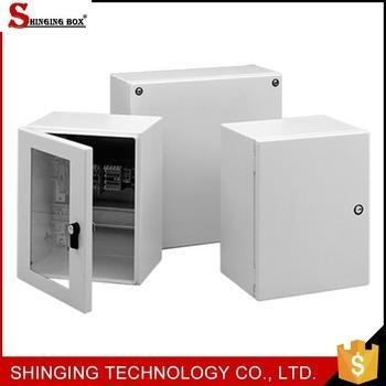 Buy cheap High security Commercial plastic box aluminum enclosure electronic from wholesalers