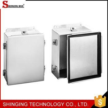 Buy cheap High security custom made Customer Request aluminium plastic enclosure from wholesalers