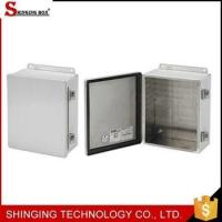 Buy cheap New style cheap plastic enclosure for power supply product