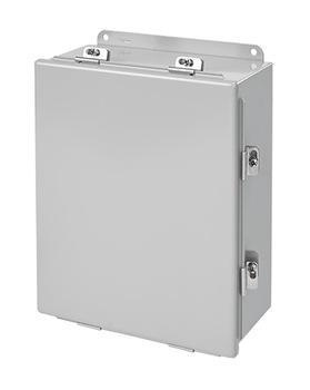 Buy cheap High-quality Our door stainless IP66 Mild Steel Enclosure from wholesalers
