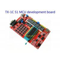 Buy cheap 51 MCU development board / learning board (STC89C52) / TX-1C 51 MCU development board from wholesalers