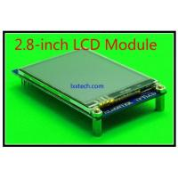 Buy cheap ALIENTEK 2.8-inch LCD color TFT LCD module with touch screen (STM32 development board accessories) from wholesalers