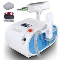 Buy cheap Yag Laser Tattoo Removal Eyebrow Beauty Machine With Red Target Light from wholesalers