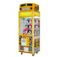 Claw Machine Happy Courier Station- Bus Station