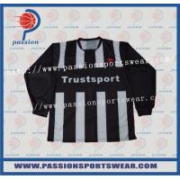 Buy cheap Soccer Uniform Long Sleeve Soccer Shirts from wholesalers
