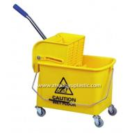 Buy cheap CLEANING Mini Single Mop Bucket with Wringer from wholesalers