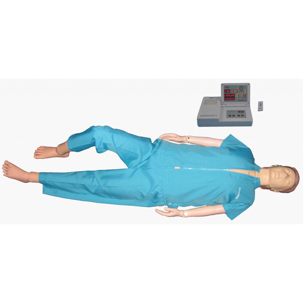 Buy cheap ADVANCED CPR TRAINING MANIKIN from wholesalers