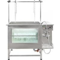 Buy cheap Pet Grooming Equipment Stainless Steel Bubble Bath Tub SBA07 from wholesalers