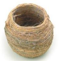 Buy cheap Pot Shape Large Straw Bird Nest from wholesalers