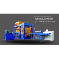 Buy cheap Concrete Hollow Block Making Machine from wholesalers