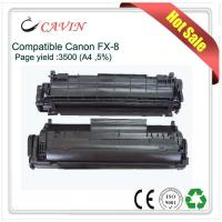 Buy cheap Printer toner cartridge Canon FX-8 from wholesalers