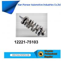Buy cheap Car Engine Parts Suzuki F10A Crankshaft 12221-75103 from wholesalers