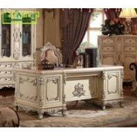 Buy cheap OE-FASHION luxury executive home wooden office desk from wholesalers