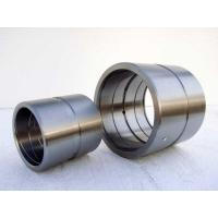 Buy cheap Forged high manganese steel bushing with oil groove from wholesalers