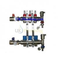 Buy cheap Pipe & Fittings Rifeng 3 Port Manifold Kit with Isolating Valves and Flow Meters from wholesalers