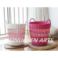 Buy cheap PP&PE Laundry basket from wholesalers