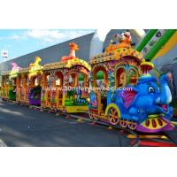 Buy cheap track train for sale Amusement park train rides for sale from wholesalers