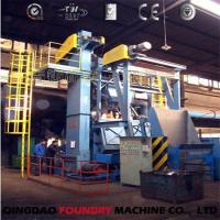 Buy cheap 28GN Rubber Belt Shot Blasting Machine for Sale from wholesalers