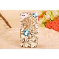 Buy cheap For iPhone 5/5S/5C Big crystal beads in octopus shape Mobile phone cases from wholesalers