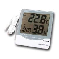Buy cheap Digital Thermo-Hygrometers with Clock THC03A In-outdoor Thermohygrometer from wholesalers