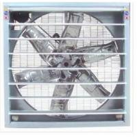 China Wall Mounted Kitchen Extractor Fan 380v 1100w With Galvanized Steel Material on sale