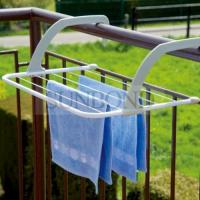Buy cheap Functional Folding Clothes Towel Radiator Clothes Airer, Metal Wire Clothes Airer from wholesalers