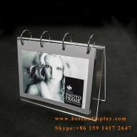 Buy cheap Cheap price Plexiglass PMMA acrylic calendar stand from wholesalers