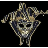 Buy cheap Halloween Masks Elaborate Jester Venetian Masquerade Halloween Costume Face Mask from wholesalers