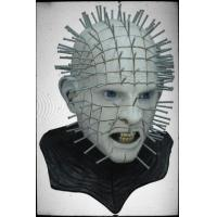 Buy cheap Halloween Masks Hellraiser Deluxe Pinhead Torturer Demon Hell Halloween Costume Mask from wholesalers