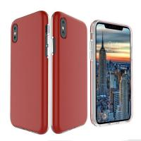 China Apple iPhone Cases Hot sales Tpu + pc shockproof case for iphone X case on sale