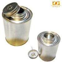 Buy cheap China tin can factory Metal Chemical Tin Can from wholesalers