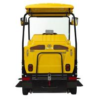 China S8-a5 Gemei 304 Stainless Steel Panel Curtis Power Road Street Sweepers For Sale on sale