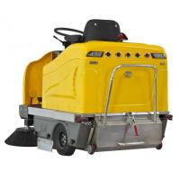 China GEMEI Low Price Electric Road Sweeper For Chemical Plant Cleaning on sale