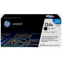 Buy cheap HP Color Toners HP Q6000A Black Original LaserJet Toner Cartridge 124A from wholesalers