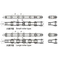 Buy cheap Chain Double Pitch Conveyor Chains from wholesalers