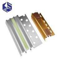 Buy cheap Anti Slip Stair Nosing Fluorescent Stair Treads And Nosings from wholesalers