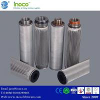 Buy cheap SSZ Series Stainless Steel Fold Carbon Filter Cartridges from wholesalers