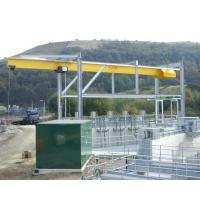 Buy cheap 5t Free Standing Workstation Monorail Cranes with Hoist Design from wholesalers