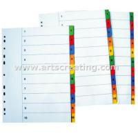 Buy cheap Paper index Divider from wholesalers