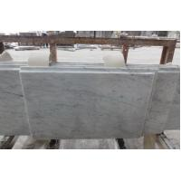 Buy cheap CountertopsVanity Tops Polished Bianco Carrara Marble Countertops from wholesalers