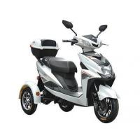 Buy cheap Electric Tricycle For Elderly And Handicapped from wholesalers