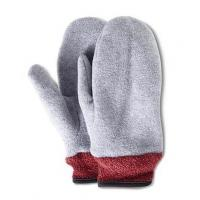 Buy cheap Polyester Feather Yarn Gloves from wholesalers