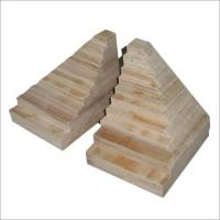 Buy cheap Laminated Wood Insulation Parts product