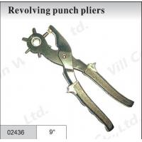 Buy cheap Revolving punch pliers 02436 from wholesalers