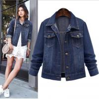 Buy cheap Autumn Women Denim Jacket from wholesalers