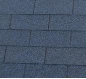 Buy cheap Asphalt Shingle 3-Tab Shingle Color Ocean Blue from wholesalers