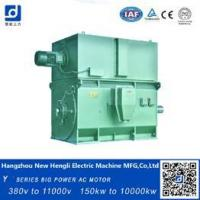 Buy cheap High Voltage 3 phase motor with good quality made in china from wholesalers